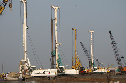 piling work contractor